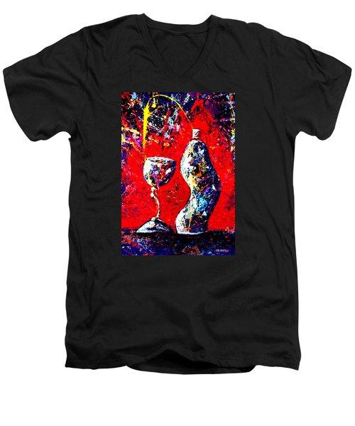 Dripx 76 Men's V-Neck T-Shirt