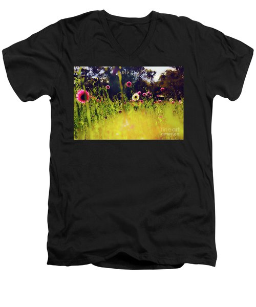 Everlastings I Men's V-Neck T-Shirt