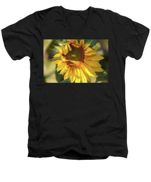 Golden 2 - Men's V-Neck T-Shirt