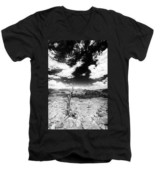 Grand Canyon Landscape Men's V-Neck T-Shirt