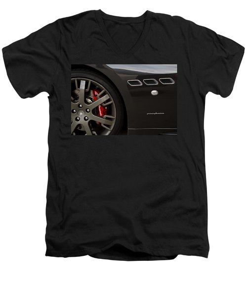 Granturismo Men's V-Neck T-Shirt