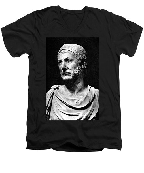Hannibal, Carthaginian Military Men's V-Neck T-Shirt