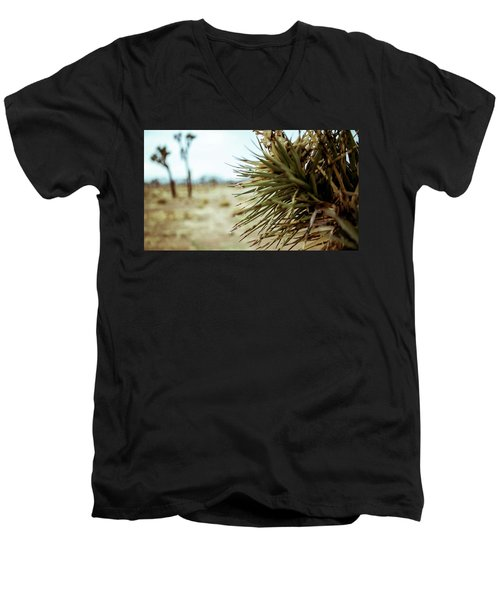 Joshua Tree Men's V-Neck T-Shirt