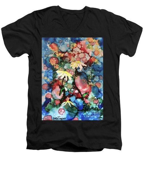 Mothers Day Men's V-Neck T-Shirt
