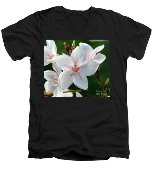Oleander Harriet Newding  2 Men's V-Neck T-Shirt