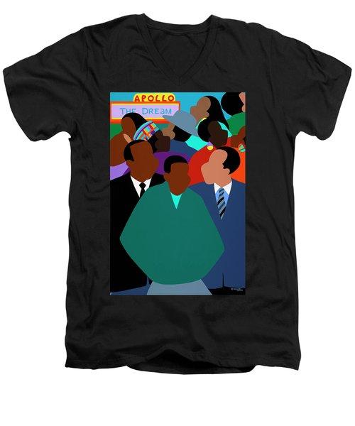 Origin Of The Dream Men's V-Neck T-Shirt