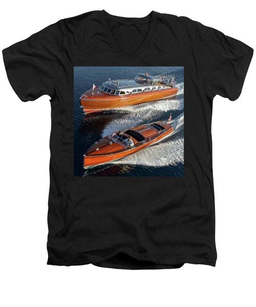Beyond Iconic Men's V-Neck T-Shirt