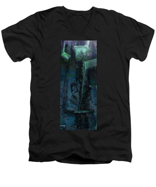 Poseidon Men's V-Neck T-Shirt