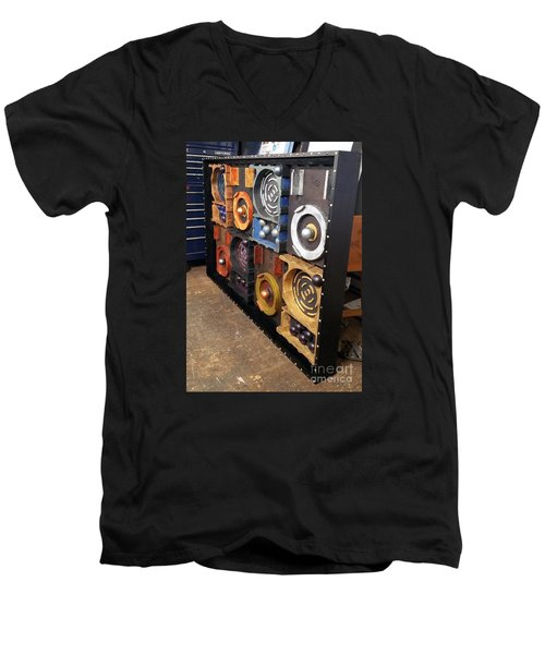 Prodigy  Men's V-Neck T-Shirt