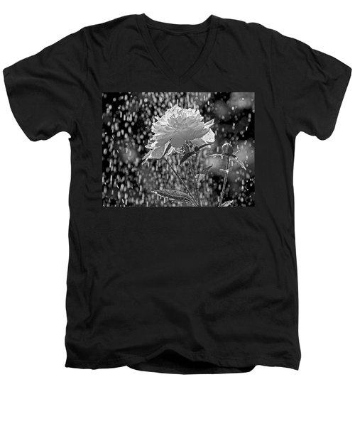 Spring Rain - 365-13 Men's V-Neck T-Shirt