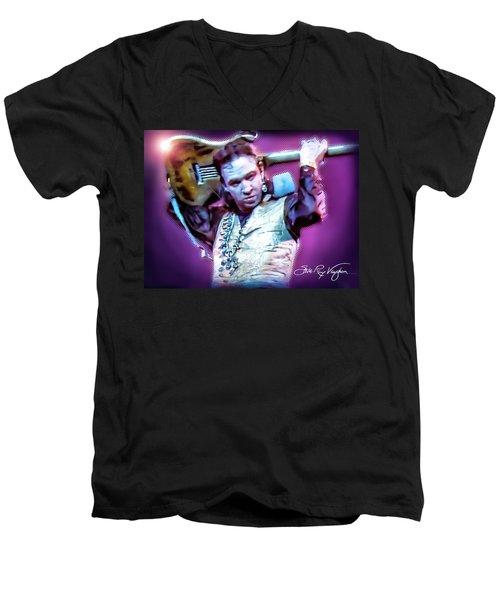 Stevie Ray Vaughan - Love Struck Baby Men's V-Neck T-Shirt