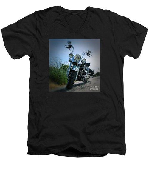 Sugar Men's V-Neck T-Shirt