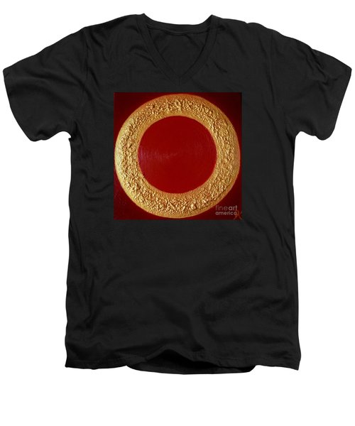 Sun Rise Men's V-Neck T-Shirt