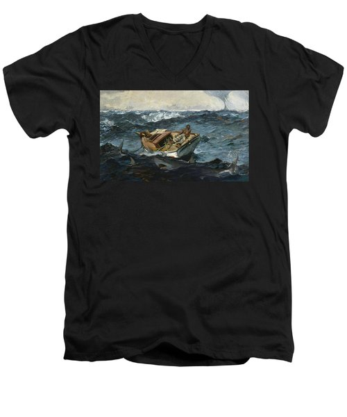 The Gulf Stream Men's V-Neck T-Shirt