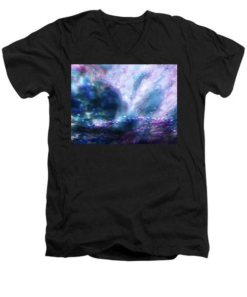View 3 Men's V-Neck T-Shirt