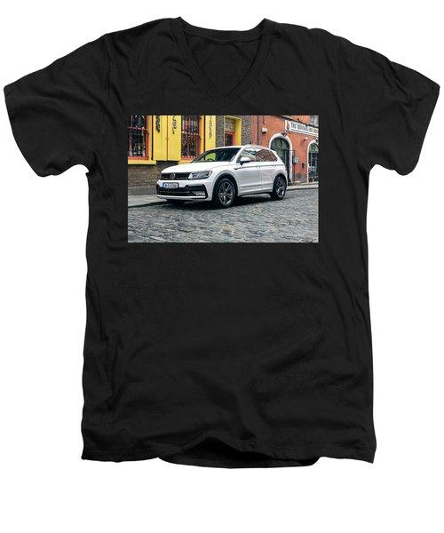 Volkswagen Tiguan Men's V-Neck T-Shirt