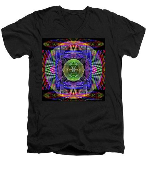 #101920151 Men's V-Neck T-Shirt