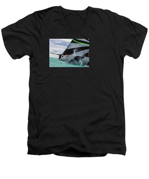 Key West Race Week Men's V-Neck T-Shirt