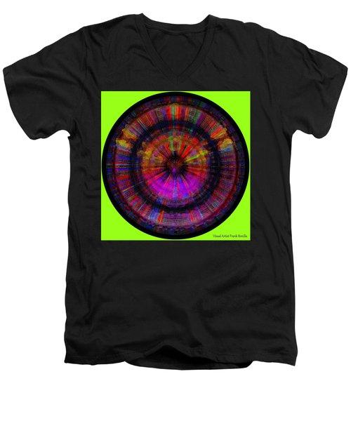 #1220201513 Men's V-Neck T-Shirt