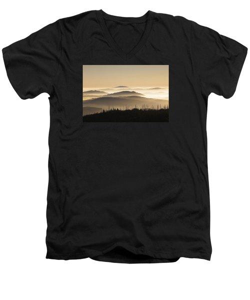 151207p110 Men's V-Neck T-Shirt