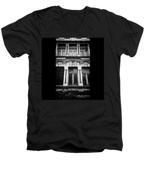 1909  #ndh #nordhausen #nokia Men's V-Neck T-Shirt by Mandy Tabatt