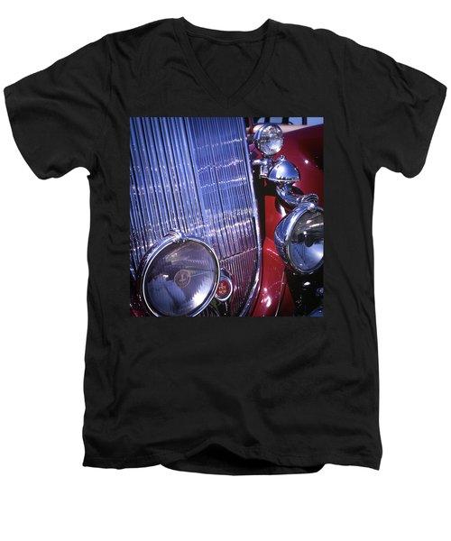 1936 Auburn  Men's V-Neck T-Shirt