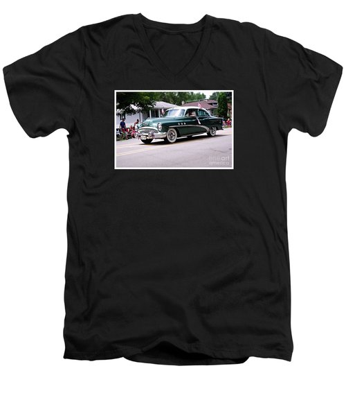 1953 Buick Special Men's V-Neck T-Shirt