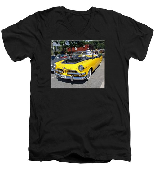 1955 Dodge Royal Lancer Men's V-Neck T-Shirt