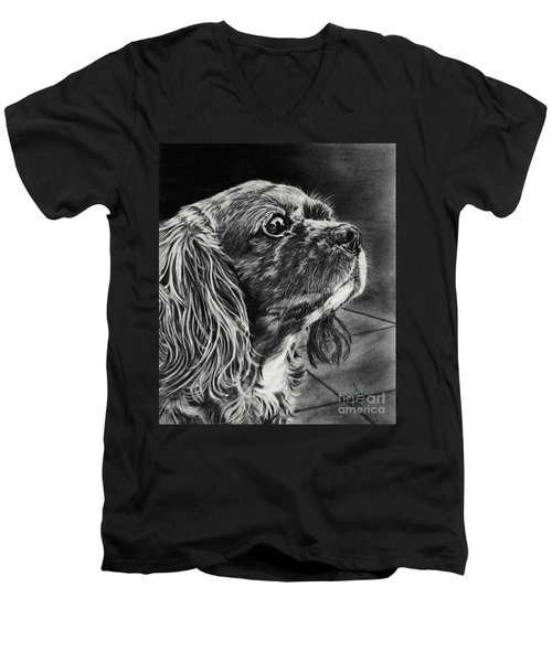 Cavalier II Men's V-Neck T-Shirt