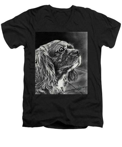 Cavalier II Men's V-Neck T-Shirt