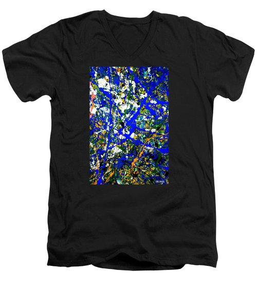 Dripx 8 Men's V-Neck T-Shirt