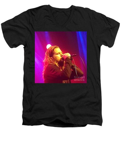 Jay Buchanan Men's V-Neck T-Shirt