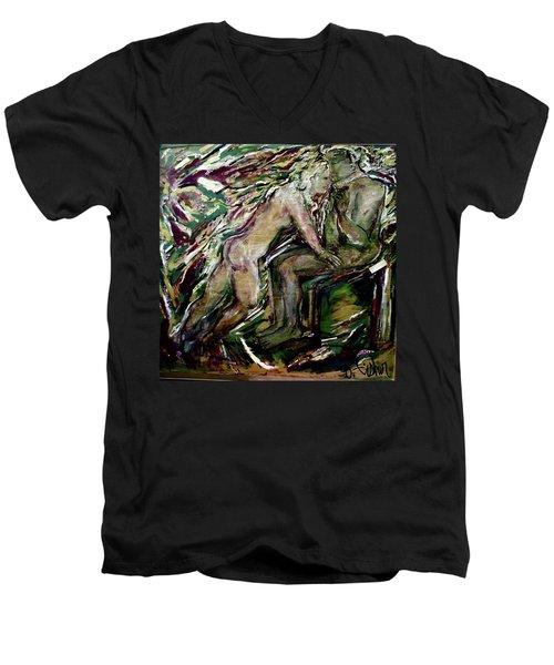 Cigar Interlude Men's V-Neck T-Shirt