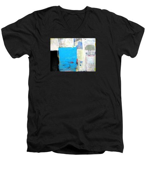3.1416 Men's V-Neck T-Shirt