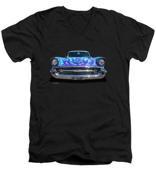 57 Full Frontal Men's V-Neck T-Shirt