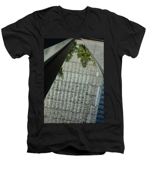 911 Memoral Pool 2016-3 Men's V-Neck T-Shirt