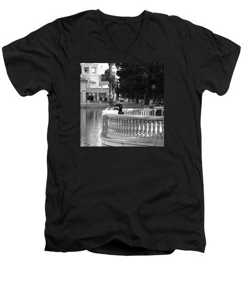 A Call Home Men's V-Neck T-Shirt