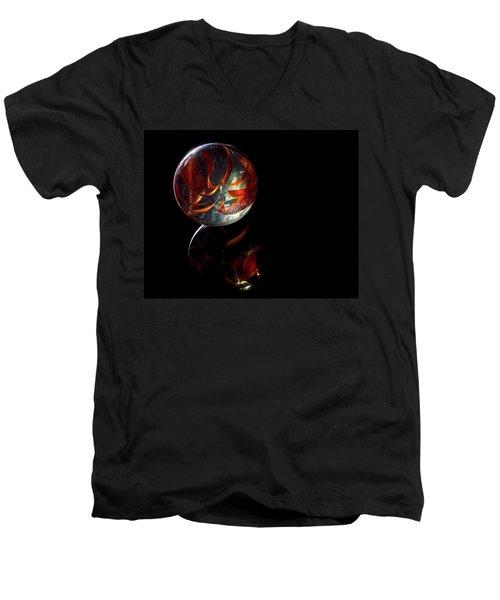 A Child's Universe Men's V-Neck T-Shirt