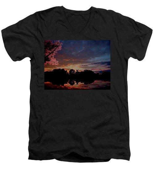 A Passing Memory Men's V-Neck T-Shirt