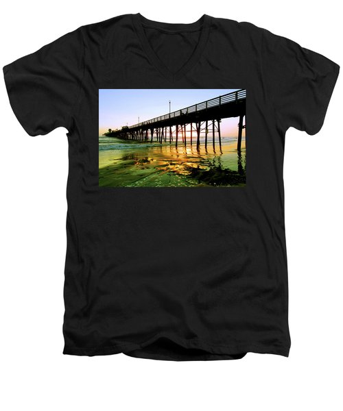 A Perfect Place Men's V-Neck T-Shirt