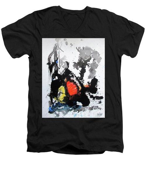 A Perfect Storm Men's V-Neck T-Shirt