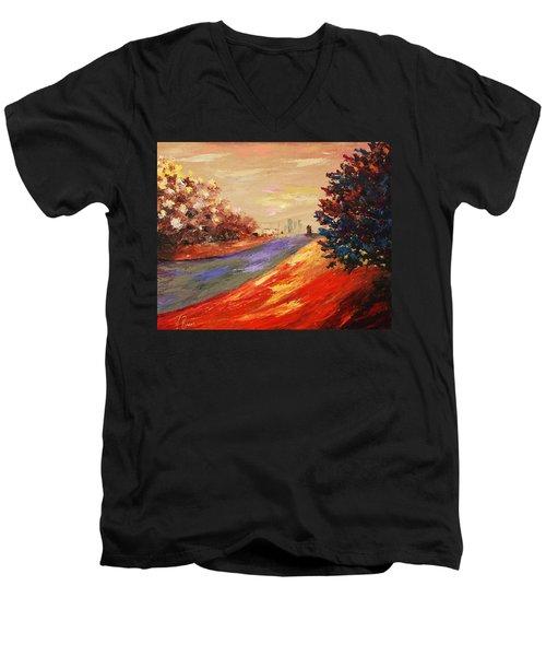 A Place For Us Men's V-Neck T-Shirt