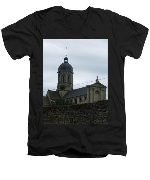Abbey De Juaye Mondaye Men's V-Neck T-Shirt