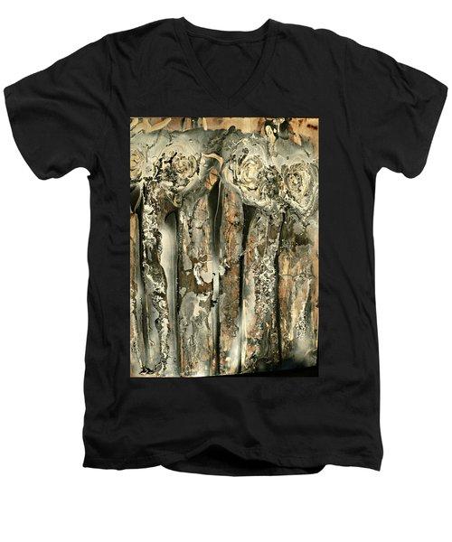 Unveiling Men's V-Neck T-Shirt