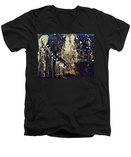 Into The Ether Men's V-Neck T-Shirt