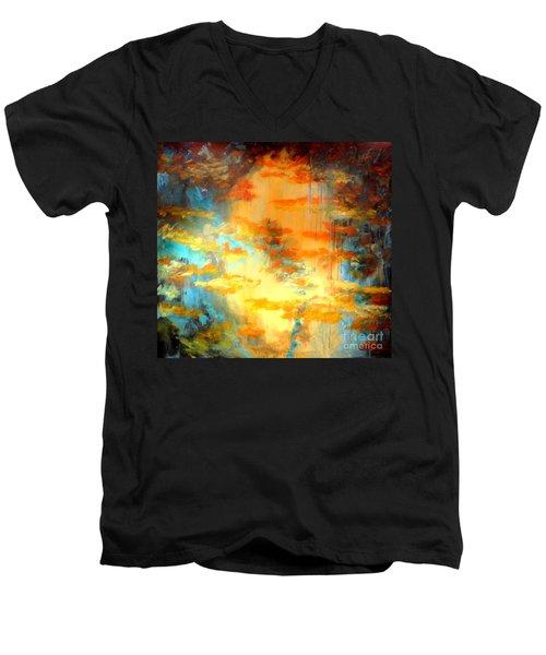 Heaven Seven Men's V-Neck T-Shirt