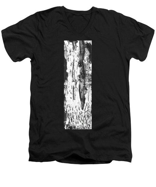 Abundance Men's V-Neck T-Shirt by Carol Rashawnna Williams