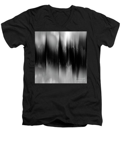 Acoustic  Men's V-Neck T-Shirt