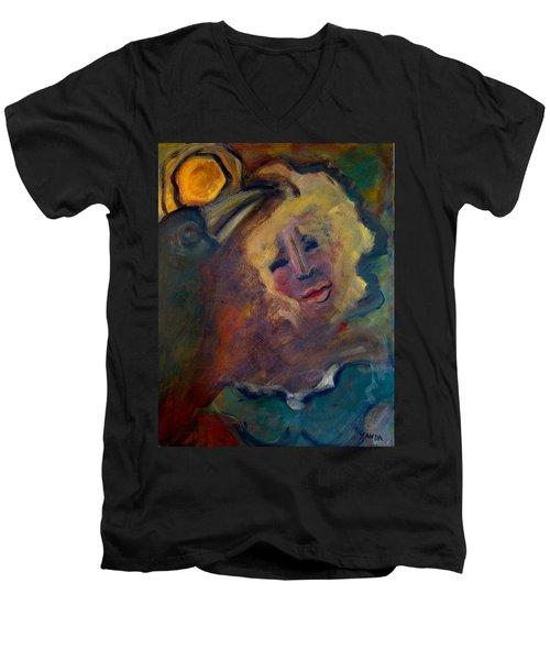 Affection Of Raven Men's V-Neck T-Shirt