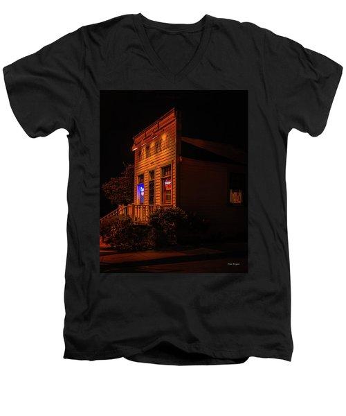After Hours Men's V-Neck T-Shirt